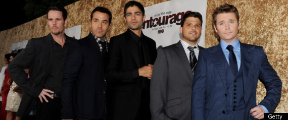 Entourage Cast Interview On Today Show
