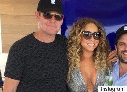 Mariah Carey Shares Photo With Rumored New Boyfriend