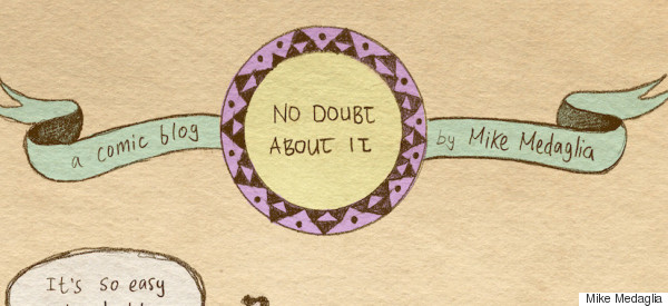 Meditation Comic: How To Stop Doubting Yourself