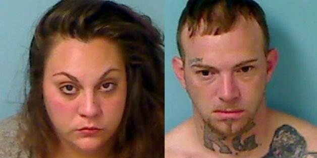 Police: Couple arrested after being found driving naked