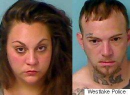 Naked Couple Arrested In Booze-Fueled Joyride