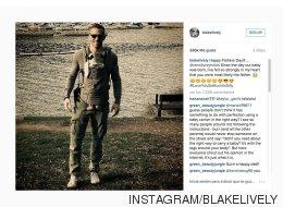 ¿Por qué esta foto de Ryan Reynolds con su hija en una mochila está levantando polémica?