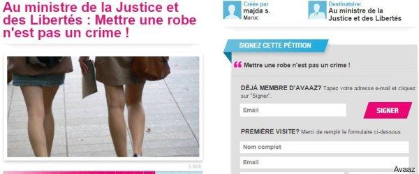 pétition filles inzegane