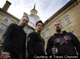 'Ghost Adventures' Crew Takes HuffPost Reporter On Ghost Hunt