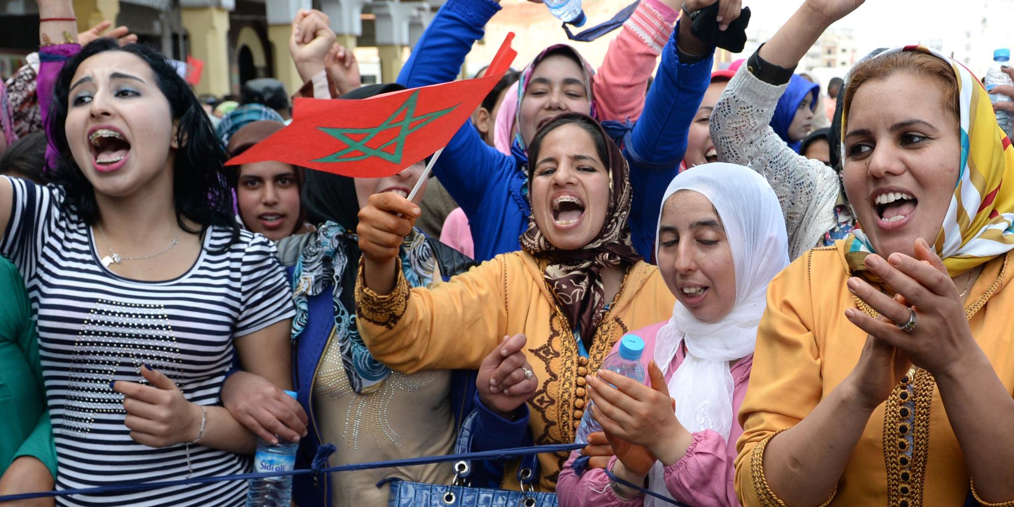 Rencontre les femmes de casa au maroc