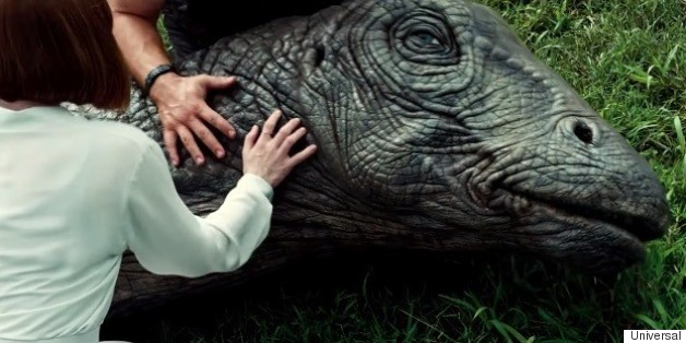 This Is How 'Jurassic World' Actually Brought Dinosaurs To Life