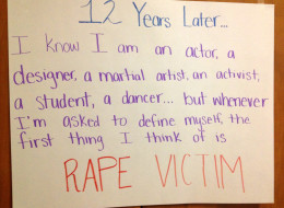 9 Harrowing Images That Capture The Lasting Impact Of Sexual Assault
