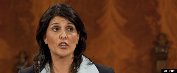 Nikki Haley Jobs Report Media