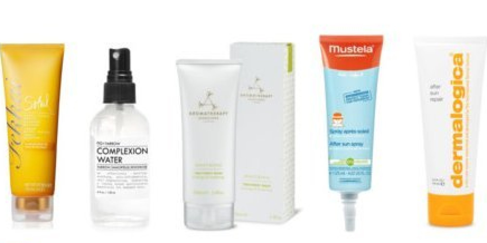 11 After-Sun Products To Soothe Your Skin Besides Aloe ...