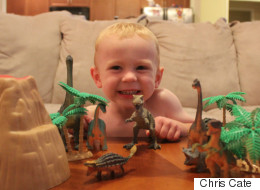 10 Ways Toddlers Are Like Jurassic World's Indominus Rex