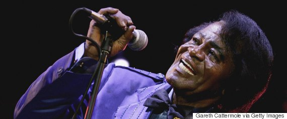 james brown singer