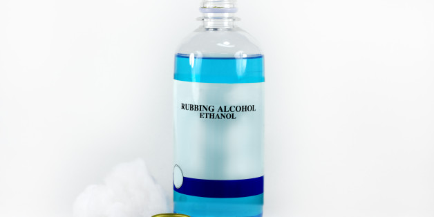 11 Surprising Uses For Rubbing Alcohol Huffpost