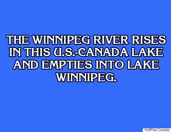 18 'Jeopardy!' Questions About Canada That Stumped Americans