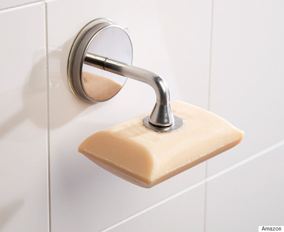 8  The Magnetic Soap Holder. These Awesome Inventions Will Solve All Your Bathroom Woes   The