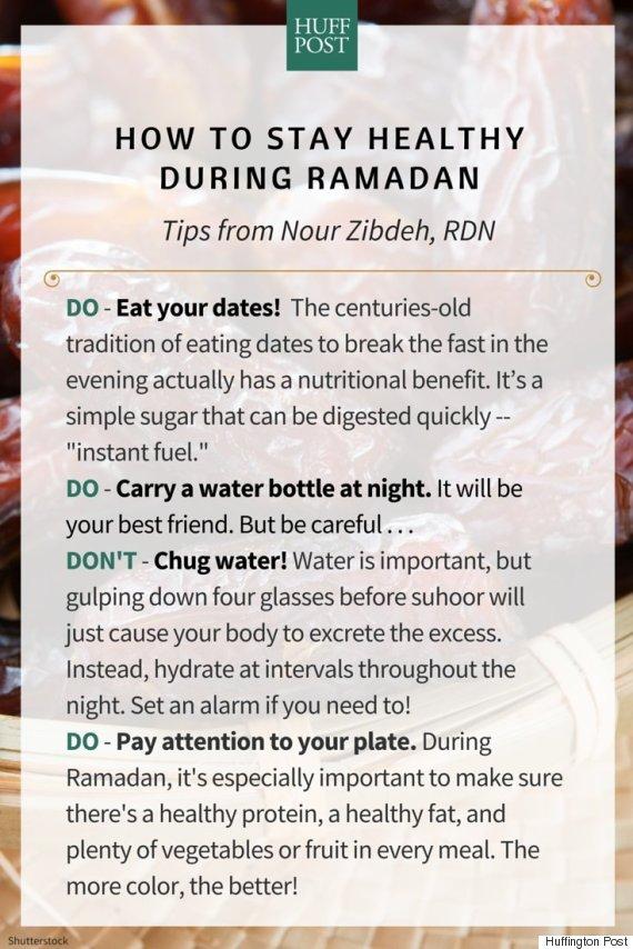 nour zibdeh ramadan