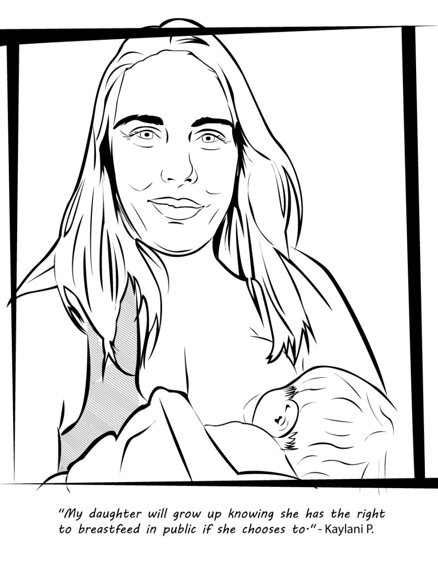 a badass feminist coloring book for the powerful ladies in your kay