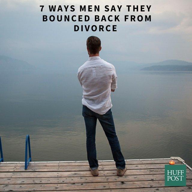 Life for men after divorce