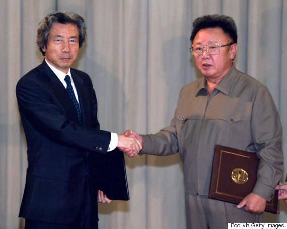 kim jong il koizumi 2002