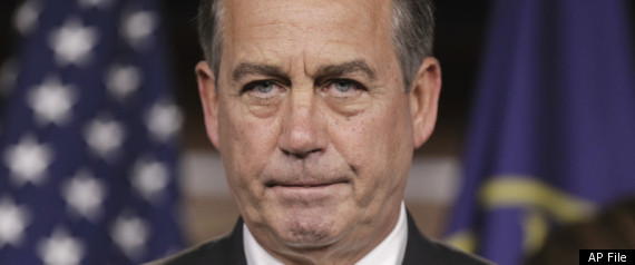 John Boehner Debt Ceiling Votes