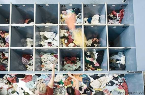 reciclaje cubos