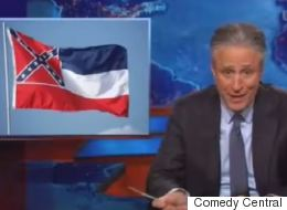 Jon Stewart Perfectly Sums Up Why Americans Need To Stop Worshipping The Confederate Flag