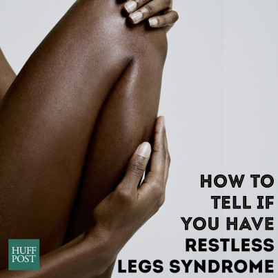 do i have restless legs syndrome? | huffpost, Skeleton