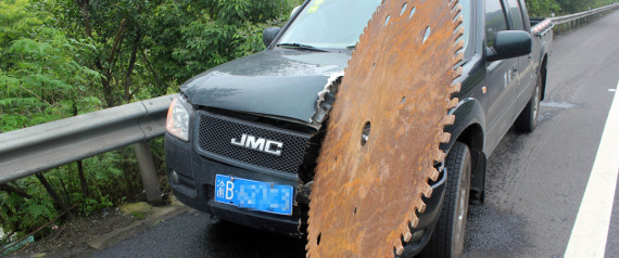 CIRCULAR SAW CAR CHINA