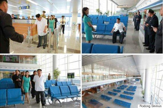 pyongyang airport 2015