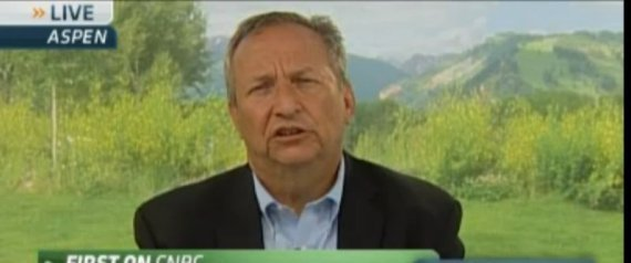 LARRY SUMMERS ON FINANCIAL ARMAGEDDON