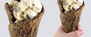 ICE CREAM COOKIE CONE