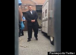 Del Mastro's 'Perp Walk' Was Standard Procedure: OPP