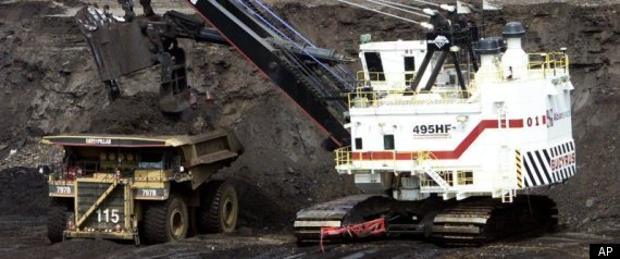 OIL SANDS MACHINERY