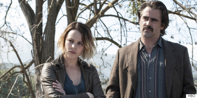Everything Is Papier-Mâché On 'True Detective' Episode 2
