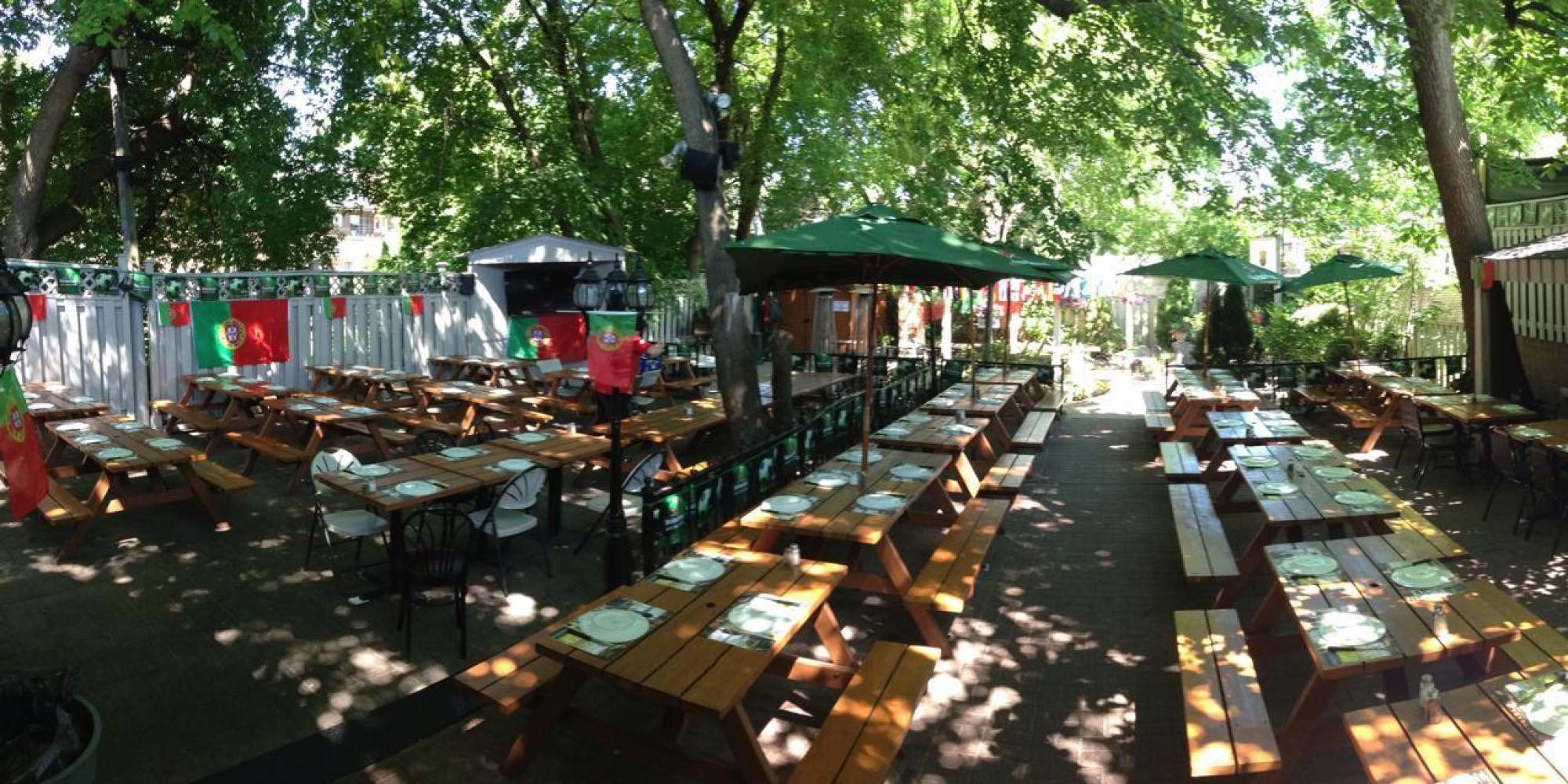 The Best Patios In Toronto For Whatever Mood You Re In