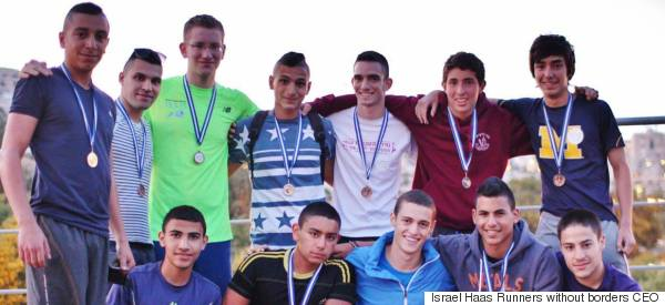 Runners Without Borders Brings Jewish And Arab Teens Together