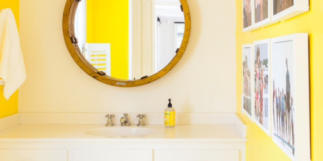 15 refreshing ideas for a bathroom makeover huffpost - Bathroom makeover practical refreshing ideas ...