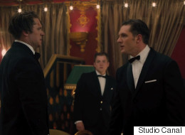 Tom Hardy Beats Himself Up In 'Legend' Trailer