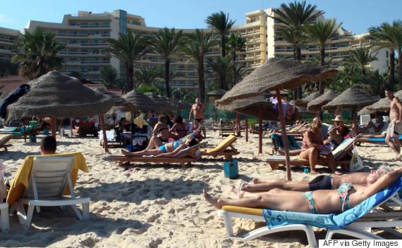 tunisia sousse beach