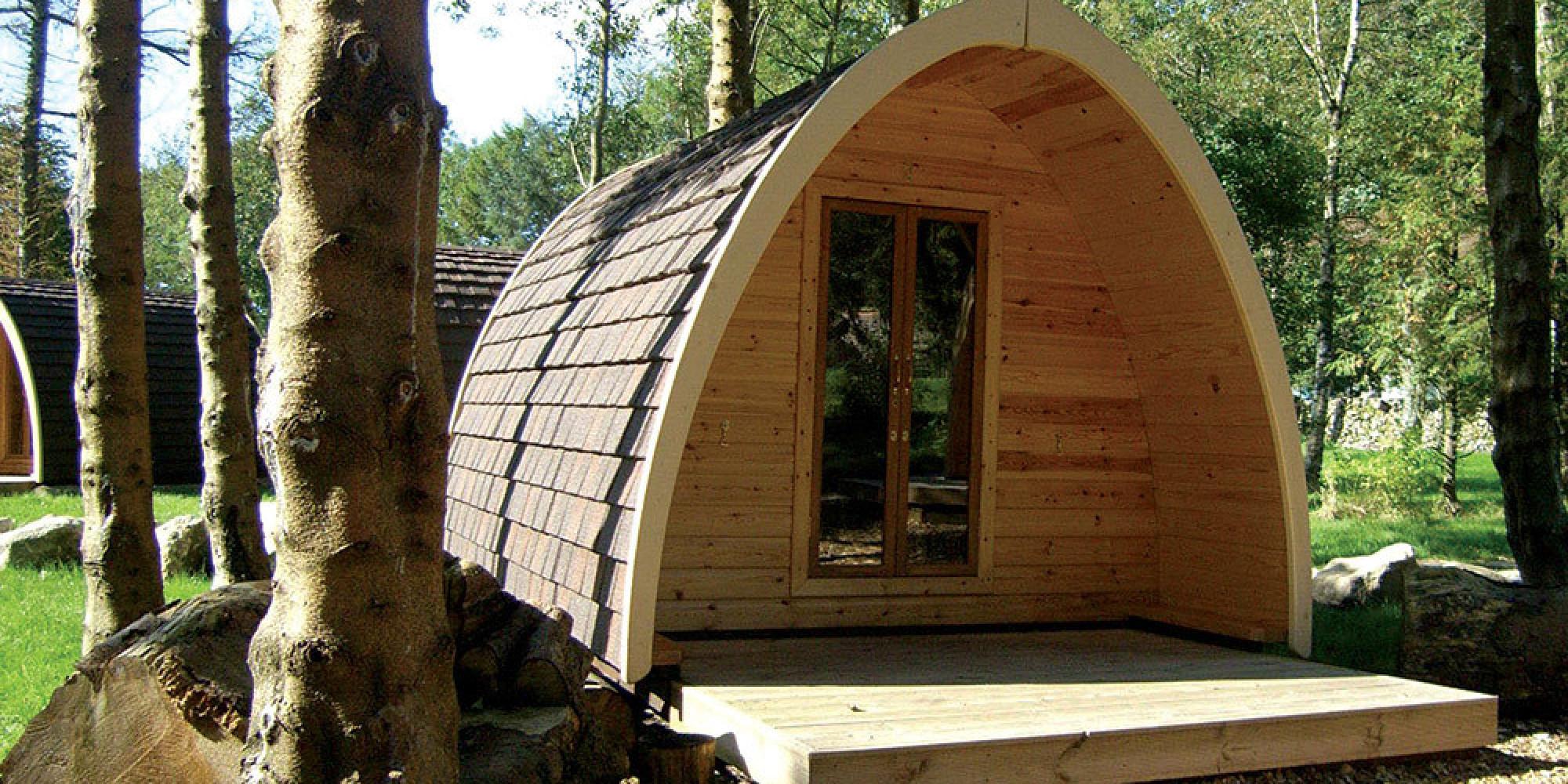 le camping au qu bec pour ceux qui aiment le confort photos. Black Bedroom Furniture Sets. Home Design Ideas