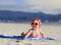 13 Summery Baby Names Inspired By The Sun