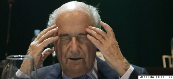 Sepp Blatter Denies He Ever Resigned (He Did Really Though)