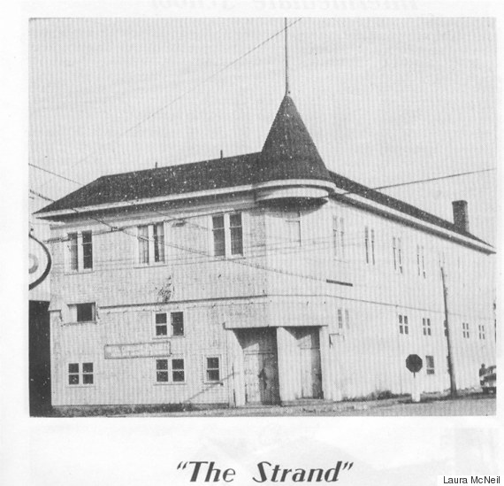 the strand love story