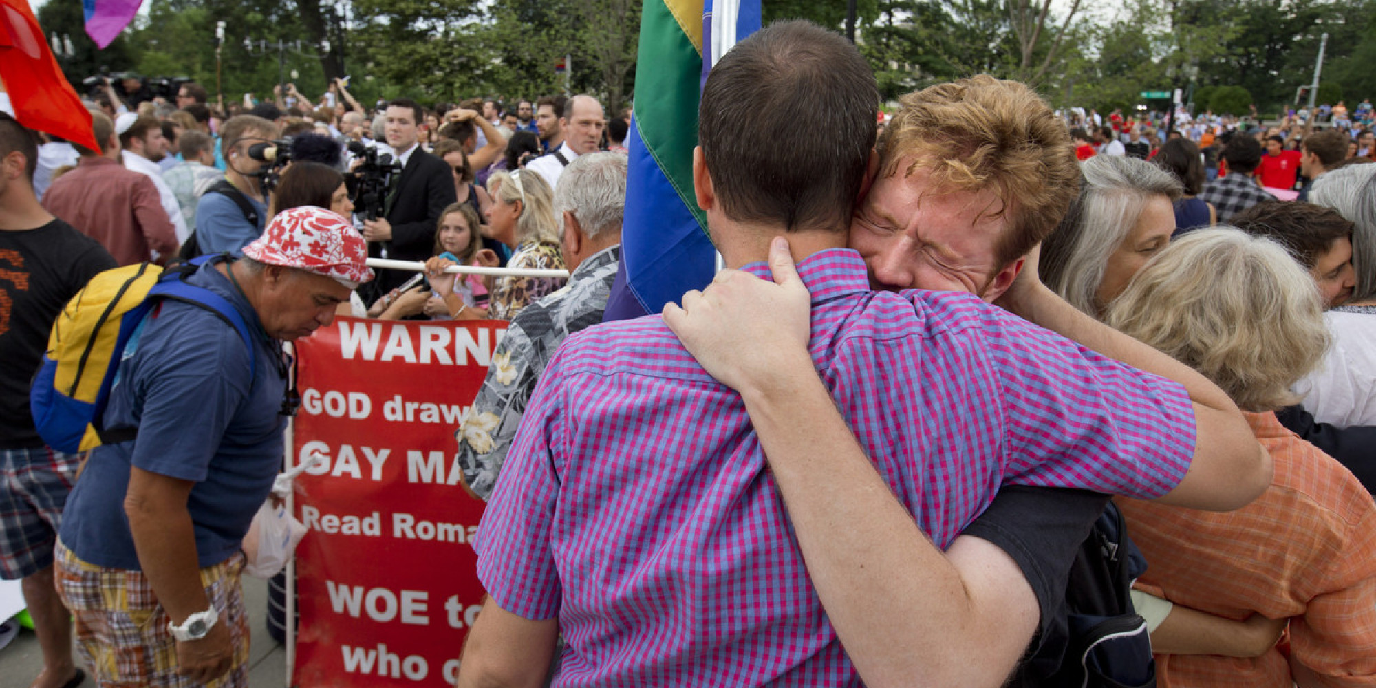 Texas, Arkansas, Kentucky El matrimonio gay llega a