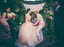 26 Wedding Photos That Show The Pure Bliss Of Finally Saying 'I Do'