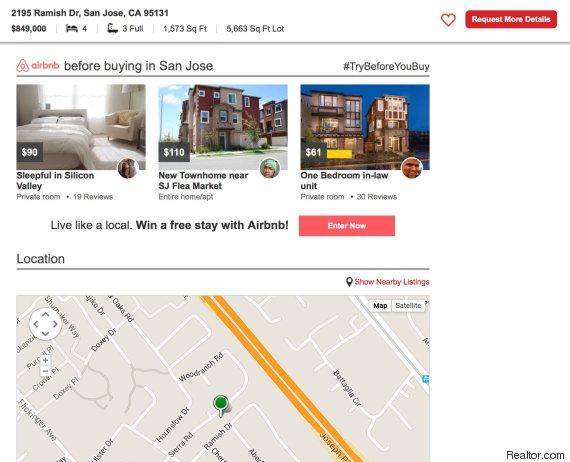 realtor airbnb 2