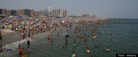 Coney Island Nude Beach? New York Says No Thanks (VIDEO). Coney Island Beach