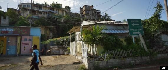JAMAICA CLAN VIOLENCE