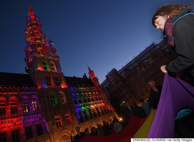 belgium gay rights