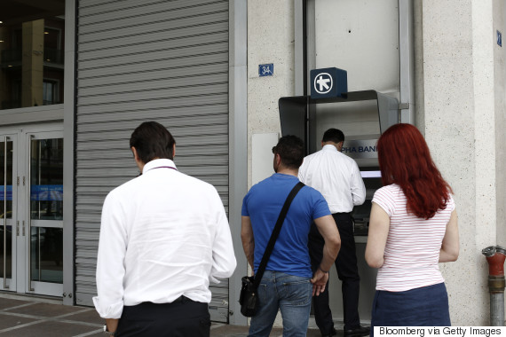 greece cash machines