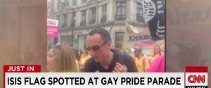 CNN ISIS FLAG GAY PRIDE